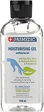 Parfums et Produits cosmétiques Gel hydratant antibactérien pour mains - Pasmedic Moisturising Gel Antibacterial