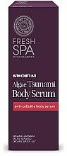 Parfums et Produits cosmétiques Sérum anti-cellulite pour le corps - Natura Siberica Fresh Spa Kam-Chat-Ka Algae Tsunami Body Serum