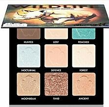 Parfums et Produits cosmétiques Palette de fards à paupières - Barry M Cosmetics Wildlife Eyeshadow Palette Rhino