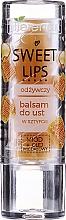 Parfums et Produits cosmétiques Baume à lèvres à l'huile d'amande douce - Bielenda Sweet Lips Nourishing Lip Balm