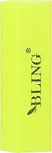 Parfums et Produits cosmétiques Bloc polissoir, jaune - Bling