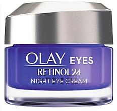 Parfums et Produits cosmétiques Crème de nuit au rétinol pour contour des yeux - Olay Regenerist Retinol24 Nigh Eye Cream