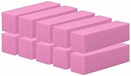 Parfums et Produits cosmétiques Lot de 10 blocs polissoirs 4 faces, rose - Tools For Beauty