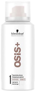 Shampooing sec pigmenté pour cheveux bruns - Schwarzkopf Professional Osis+ Boho Rebel Brunette
