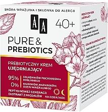 Crème raffermissante à l'extrait de réglisse pour visage 40+ - AA Pure & Prebiotics — Photo N2