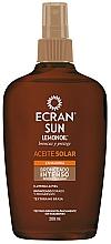 Parfums et Produits cosmétiques Accélérateur de bronzage - Ecran Sun Lemonoil Intensive Tanning Oil Spf2