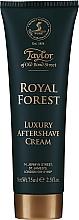 Parfums et Produits cosmétiques Taylor of Old Bond Street Royal Forest Aftershave Cream - Crème après-rasage