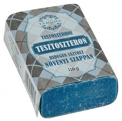 Savon pressé à froid, Testostérone - Yamuna Testosterone Cold Pressed Soap
