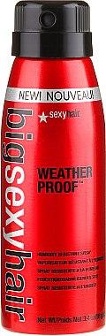 Spray résistant à l'humidité pour cheveux - SexyHair BigSexyHair Weather Proof Humidity Resistant Spray  — Photo N1