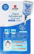 Parfums et Produits cosmétiques Masque hydratant pour visage - Leaders Ex Solution Aqua Advanced Facial Mask