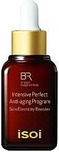Parfums et Produits cosmétiques Booster pour visage - Isoi Bulgarian Rose Intensive Perfect Anti-Aging Program