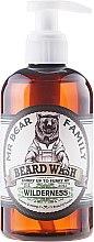Parfums et Produits cosmétiques Shampooing à l'huile de lavande pour barbe - Mr. Bear Family Beard Wash Wilderness