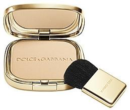 Parfums et Produits cosmétiques Poudre pour visage - Dolce&Gabbana The Pressed Powder
