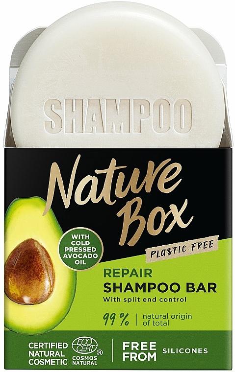 Shampooing solide - Nature Box Avocado Dry Shampoo