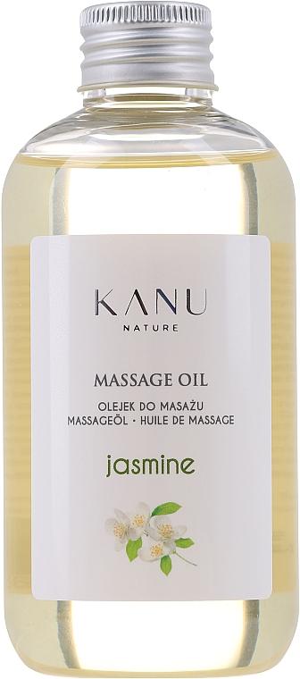 Huile de massage, Jasmin - Kanu Nature Jasmine Massage Oil