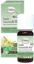 Parfums et Produits cosmétiques Huile essentielle bio d'eucalyptus globulus - Galeo Organic Essential Oil Eucalyptus Globulus