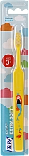 Parfums et Produits cosmétiques Brosse à dents pour enfants, jaune - TePe Kids Extra Soft