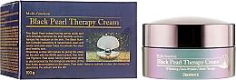 Parfums et Produits cosmétiques Crème à l'extrait de perle noire pour visage - Deoproce Black Pearl Therapy Cream