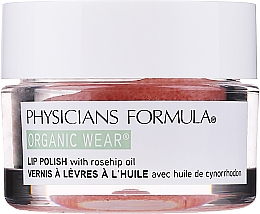 Parfums et Produits cosmétiques Gommage à l'huile de rose bio pour lèvres - Physicians Formula Organic Wear Organic Rose Oil Lip Polish Rose