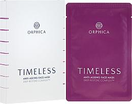 Parfums et Produits cosmétiques Masque à l'extrait d'algues pour visage - Orphica Timeless Anti-Ageing Face Mask