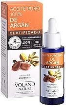 Parfums et Produits cosmétiques Huile d'argan 100% naturelle - Voland Nature Aragan Oil