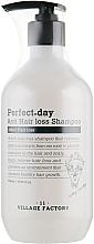 Parfums et Produits cosmétiques Shampooing volumisant - Village 11 Factory Perfect-day Anti Hair Loss