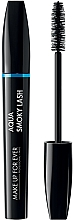Parfums et Produits cosmétiques Mascara waterproof - Make Up For Ever Aqua Smoky Lash Mascara
