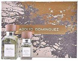 Parfums et Produits cosmétiques Adolfo Dominguez Agua Fresca - Coffret (eau de toilette/120ml + eau de toilette/30ml)