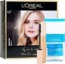 Parfums et Produits cosmétiques Coffret cadeau - L'Oreal Paris (mascara/6.4ml + remover/125ml)