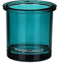 Parfums et Produits cosmétiques Bougeoir pour bougie votive - Yankee Candle POP Teal Tealight Votive Holder