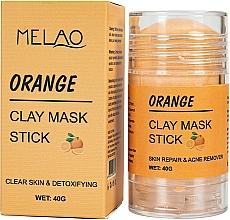 Parfums et Produits cosmétiques Masque en stick pour visage Orange - Melao Orange Clay Mask Stick