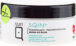 Parfums et Produits cosmétiques Masque éclaircissant anti-âge pour mains - Silkare Quin Sqin+ Mask