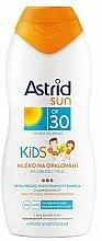 Parfums et Produits cosmétiques Lait solaire - Astrid Sun Kids Milk SPF 30
