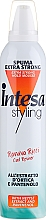 Parfums et Produits cosmétiques Mousse coiffante, fixation extra forte - Intesa Styling Extra Strong Hold