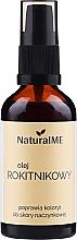Parfums et Produits cosmétiques Huile d'argousier - NaturalME (avec distributeur)
