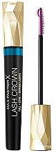 Parfums et Produits cosmétiques Mascara Woterproof - Max Factor Lash Crown Mascara Waterproof