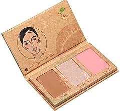 Parfums et Produits cosmétiques Palette contouring - Felicea Natural Trio Palette