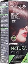 Parfums et Produits cosmétiques Coloration permanente - Marion Hair Dye Nature Style