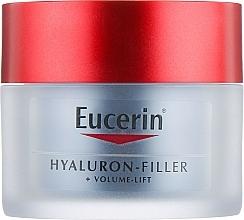 Parfums et Produits cosmétiques Soin de nuit pour visage - Eucerin Hyaluron-Filler+Volume-Lift Night Cream