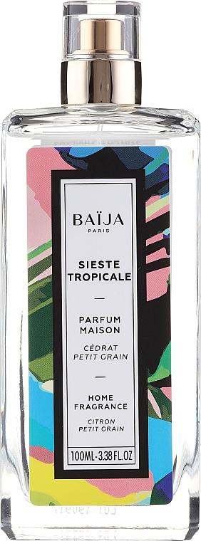 Parfum d'intérieur, Cédrat et Petit Grain - Baija Sieste Tropicale Home Fragrance — Photo N1