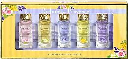 Parfums et Produits cosmétiques Charrier Parfums Parfums De Provence - Set (eau de toilette/5 x 10.8ml)