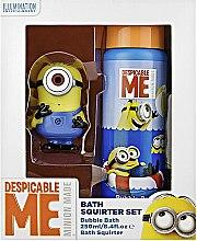 Parfums et Produits cosmétiques Set - Corsair Despicable Me (bain moussant/250ml + jouet de bain)