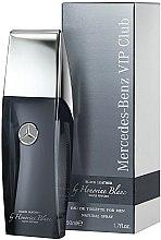 Parfums et Produits cosmétiques Mercedes-Benz Black Leather - Eau de Toilette