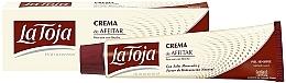 Parfums et Produits cosmétiques Crème à raser pour peaux sensibles - La Toja Hidrotermal Classic Shaving Cream Sensitive Skin