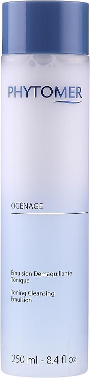 Émulsion tonique démaquillante - Phytomer Ogenage Toning Cleansing Emulsion — Photo N1