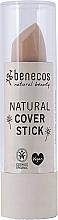 Parfums et Produits cosmétiques Correcteur stick vegan pour visage - Benecos Natural Cover Stick