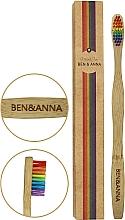 Parfums et Produits cosmétiques Brosse à dents en bambou - Ben&Anna Bamboo Toothbrush