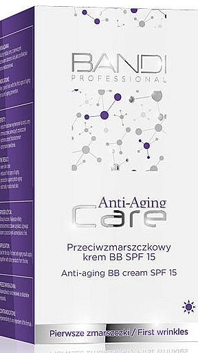 BB crème anti-âge - Bandi Professional Anti-Aging BB Cream SPF 15 — Photo N3