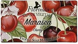 Parfums et Produits cosmétiques Savon végétal, Cerise - Florinda Cherry Natural Soap