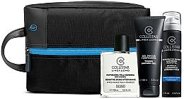Parfums et Produits cosmétiques Coffret cadeau - Collistar Linea Uomo Kit (after/sh/100ml + sh/gel/100ml + sh/foam/50ml +bag)